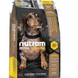 NUTRAM Total Grain-Free Small Breed Turkey, Chicken & Duck 2,72kg