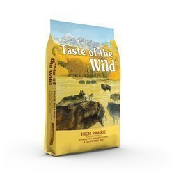 TASTE OF THE WILD High Prairie Canine Formula 2kg